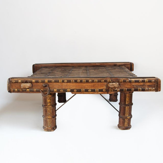 Ox Cart Coffee Table - Image 4 of 4