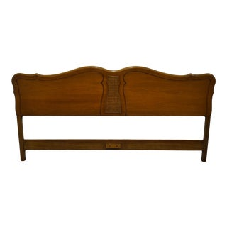 French King Size Rway Furniture Headboard For Sale