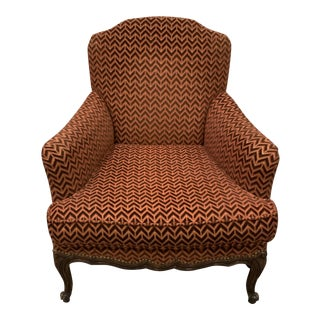 1990s Vintage Club Chair For Sale