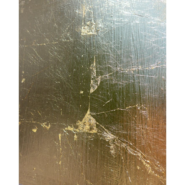 Go GOLD, On this site you will also find another small canvas and find a large canvas embellished with gold leaf plus 2...