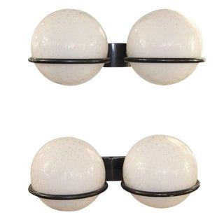 Gino Sarfatti Wall Lights - A Pair For Sale