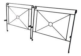 Image of Metal Headboards