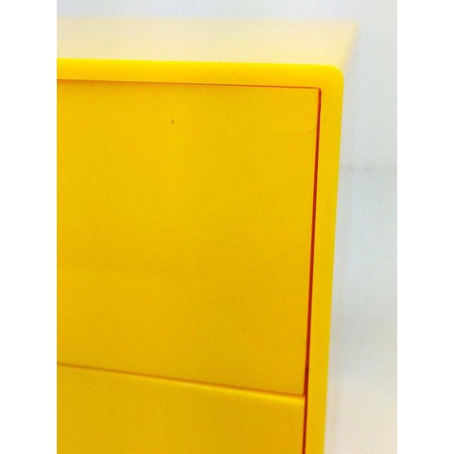 Mid Century Palaset Treston Oy Finland 3 Drawer Storage For Sale - Image 5 of 10