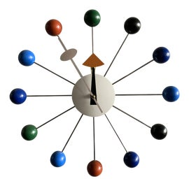 Image of Blue Clocks