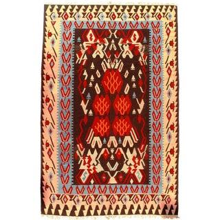 Pasargad N Y Turkish Kilim Rug - 8′ × 12′2″