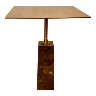 Beck Stone Side Table