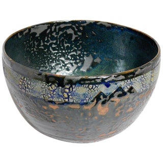 Andenes Ceramic Bowl by Andrew Wilder, 2018 For Sale
