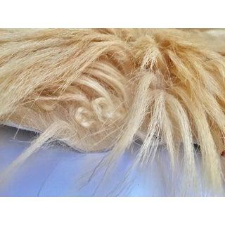 Natural Angora Plush Sheepskin Accent Rug - 2′5″ × 3′ Preview