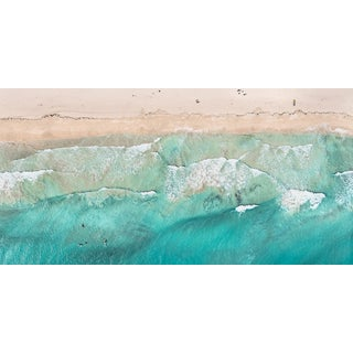 """""""AV_Miami_016"""" Contemporary Aerial View Limited Edition Photograph by Bernhard Lang For Sale"""