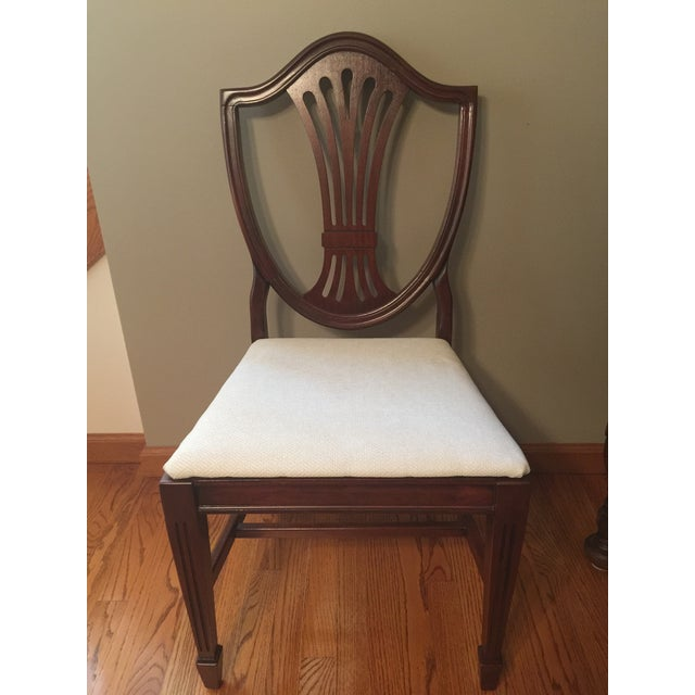 Early 20th Century Hepplewhite Chair For Sale - Image 4 of 11