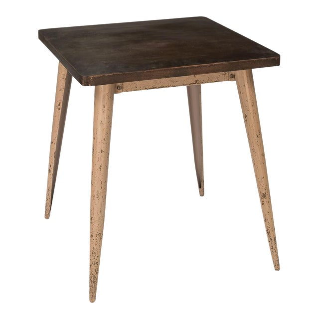 Sarreid Ltd Tolix Cafe Table For Sale