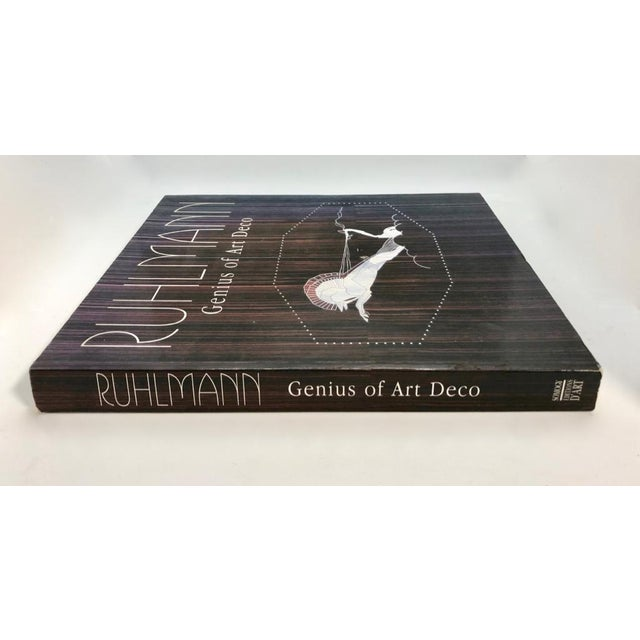 """Art Deco """"Ruhlmann: Genius of Art Deco"""" Coffee Table Book For Sale - Image 3 of 9"""
