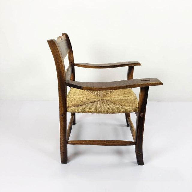 Clara Porset Midcentury Livingroom Set in the Style of Clara Porset- 3 Pieces For Sale - Image 4 of 8