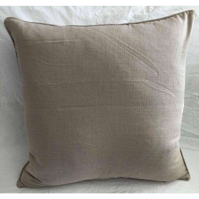 Brand new Silk Velvet Accent pillow Color: Squash RGB: 203 92 13 Solid Cotton back Pillow has a zipper for closure Down...