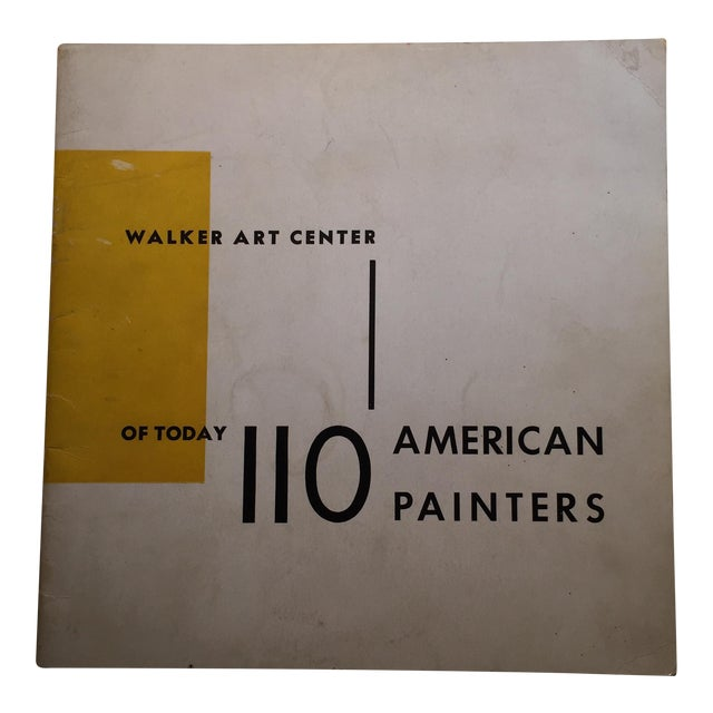 110 American Painters of Today, Walker Art Center - Image 1 of 9