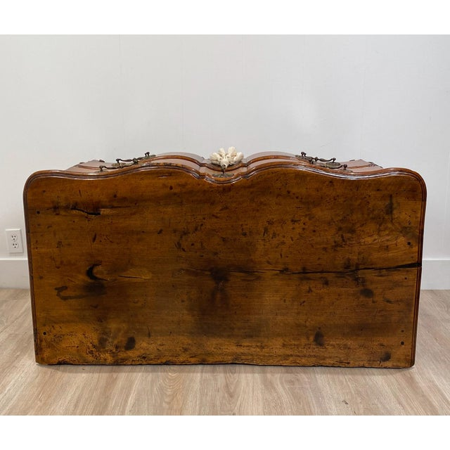 Louis XVI 2 Drawer Commode, Italy Circa 1770 For Sale - Image 9 of 10