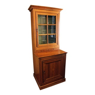 Mid 19th Century Country French Cabinet For Sale