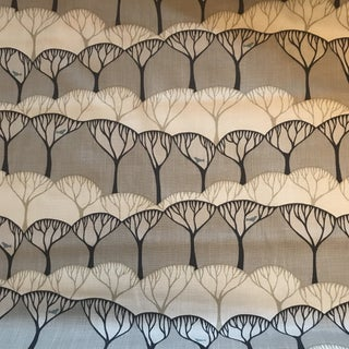 "Villa Nova ""Lorton"" Linen Pattern Fabric For Sale"