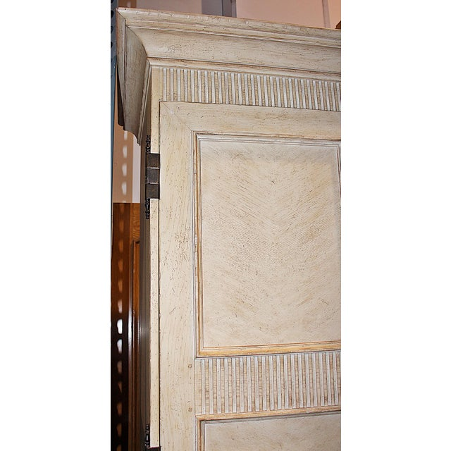 Baker Linen Press Armoire - Image 7 of 12