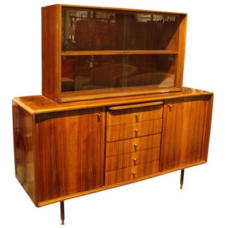 1950s Mid-Century Modern Erno Fabry Rosewood Sideboard