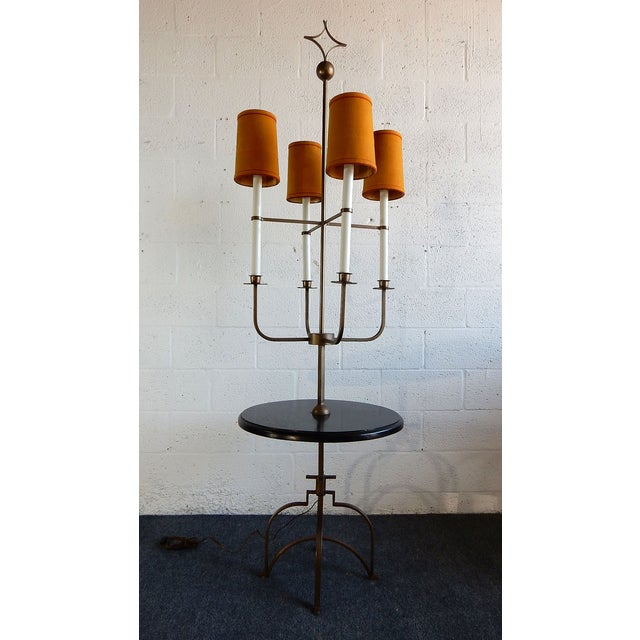 Tommi Parzinger Tommi Parzinger Floor Lamp For Sale - Image 4 of 10