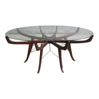 1940s Spider Cocktail Table by Carlo Di Carli For Sale