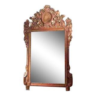 18th C. Italian Mirror For Sale