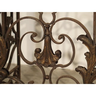 Pair of Circa 1800 French Wrought Iron Gates Preview