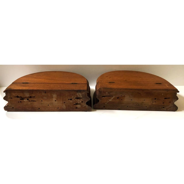 Pair of Pedestal Dresser Boxes For Sale In San Francisco - Image 6 of 8