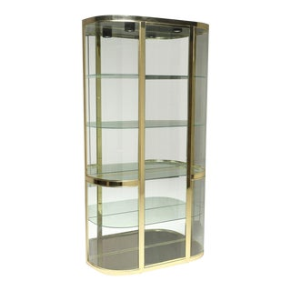 Design Insitute of America Display Cabinet For Sale