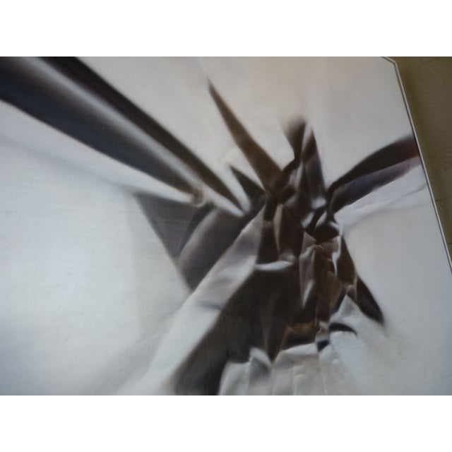 Modern Abstract Airbrush Painting - Image 3 of 5