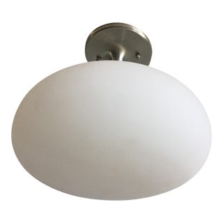 Modern Mushroom Ceiling Light For Sale