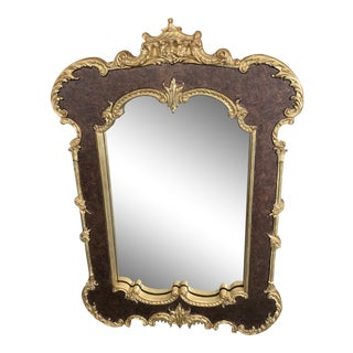 Traditional Chelsea House Wall Mirror For Sale