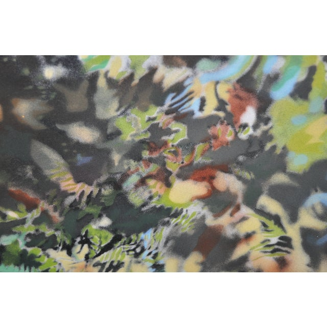 "David T. Kessler ""Reflected Overhang"" Lithograph For Sale In San Francisco - Image 6 of 9"