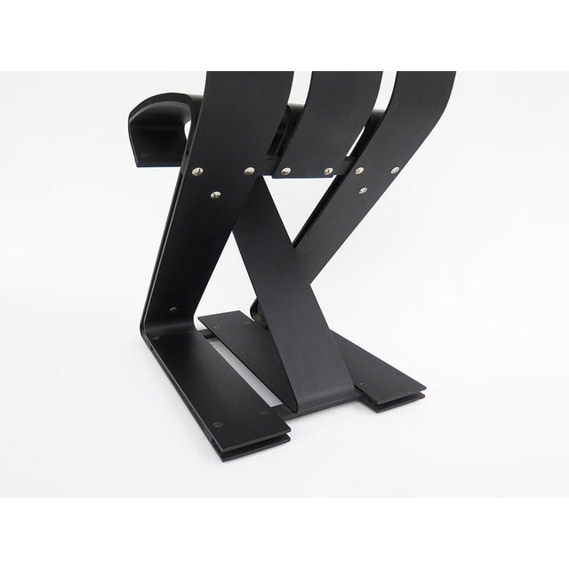 """1980s Ron Arad """"School Chair"""" For Sale - Image 5 of 13"""
