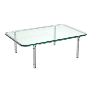 Horst Bruning Coffee Table by Alfred Kill For Sale