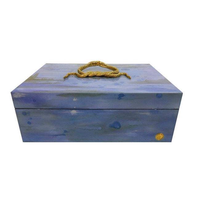Contemporary Vide Poche Box 3 For Sale - Image 3 of 5