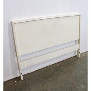 Mid-Century Modern Paul McCobb for Planner Group White Full Size Headboard Preview