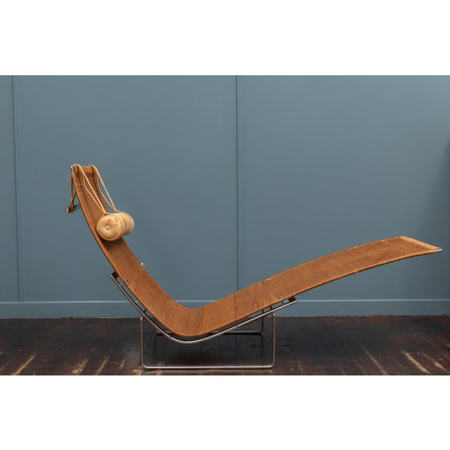 1970s Poul Kjaerholm PK24 Chaise Lounge For Sale - Image 5 of 13