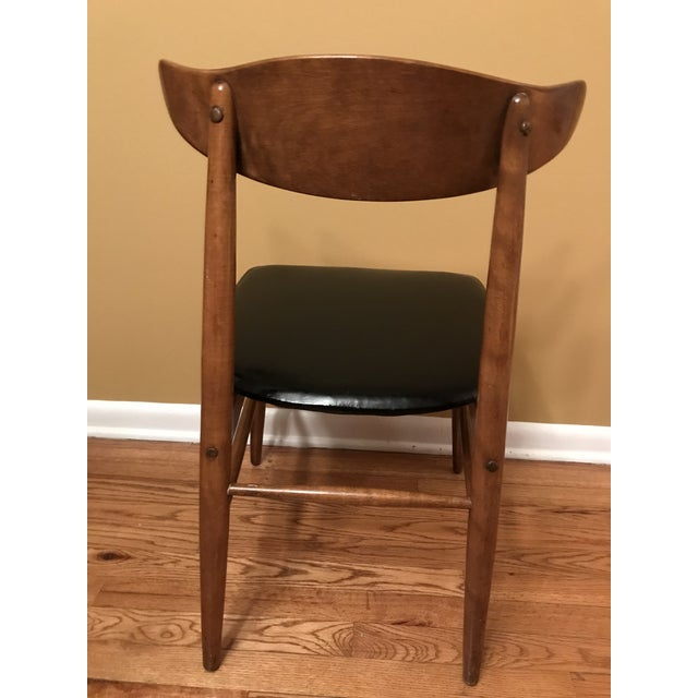 Mid Century Modern Side Chair For Sale - Image 11 of 13