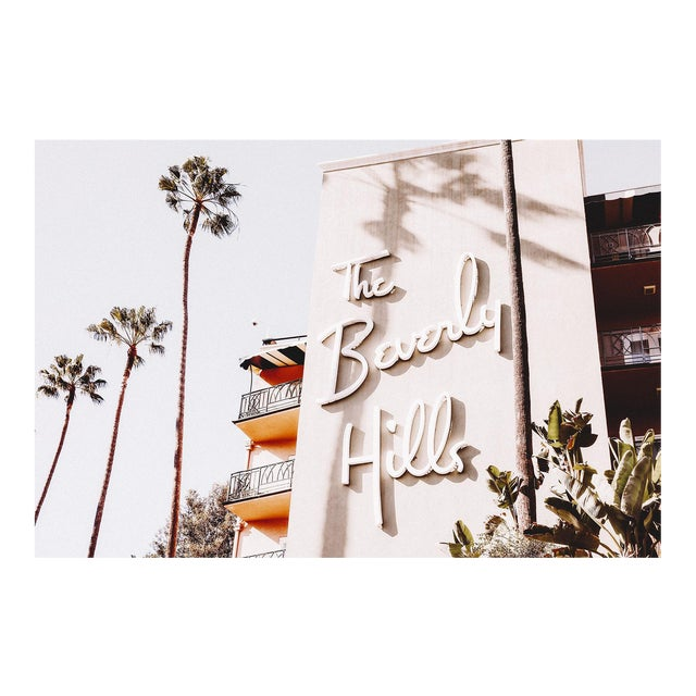 """The Beverly Hills"" Original Photograph For Sale"