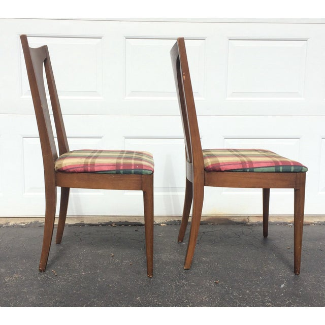 Broyhill Brasilia Dining Chairs - A Pair - Image 4 of 6