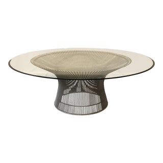 Warren Platner Coffee Table Knoll 1970s For Sale