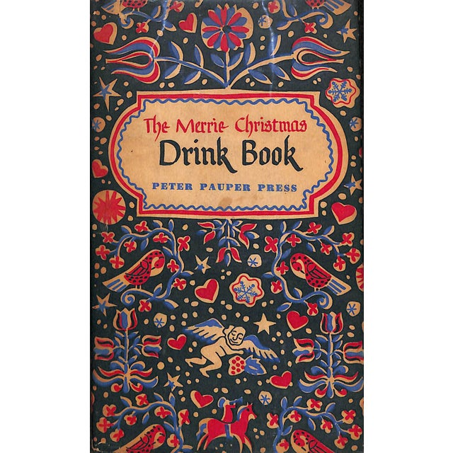 The Merrie Christmas Drink Book For Sale In New York - Image 6 of 6