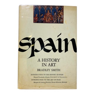 Spain a History in Art Large Size Art Book For Sale