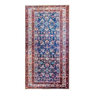 Early 20th Century Herati Hamadan Rug For Sale
