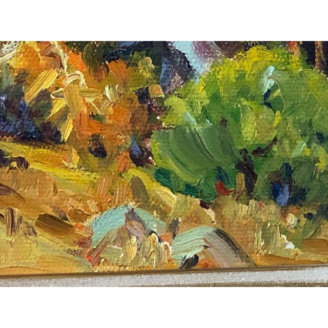 Oil Painting by California Plein Air Painter Joane Cromwell For Sale In Richmond - Image 6 of 10