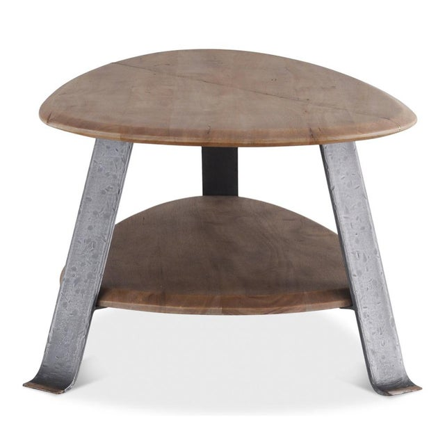 Not Yet Made - Made To Order Pebble Coffee Table For Sale - Image 5 of 8