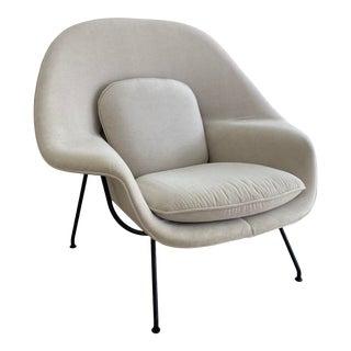 Vintage Authentic Eero Saarinen Womb Chair For Sale