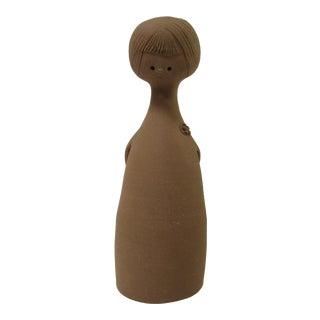 Mid-Century Ceramic Modernist Figurine, Rosemary Taylor